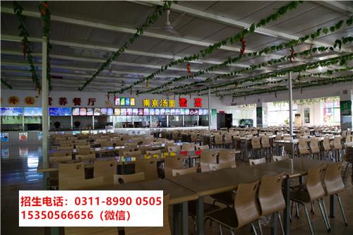 石家庄东华铁路学校食堂周六日开放吗?