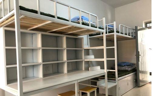 石家庄冀联医学中等专业学校宿舍有空调吗?