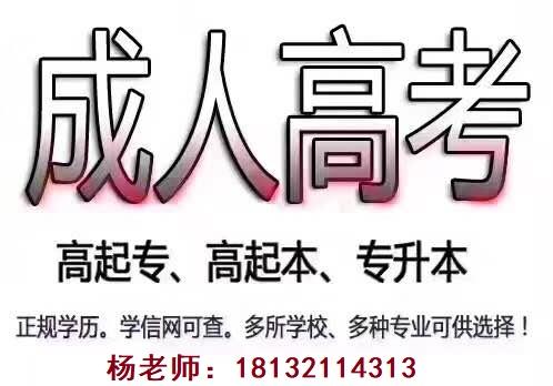 2021年河北省成人高考考试内容