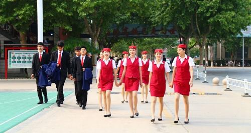 石家庄东华铁路学校毕业生参加单招考试好考吗?